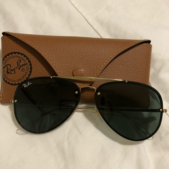 c7b6579e3 Ray-Ban Accessories | Rayban Blaze Aviator Sunglasses | Poshmark